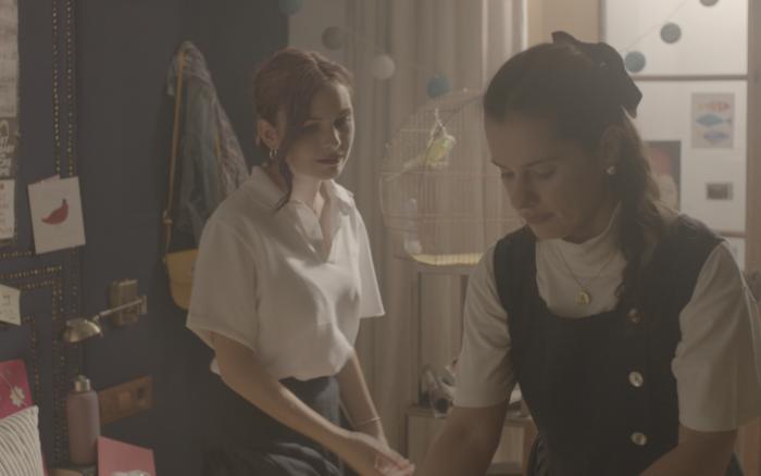 Estilismo y vesturario: Natalia Esgueva